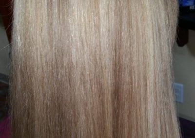Color Correction Pink To Multi-Dimensional Blonde